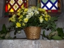 Brailsford Easter Flowers 2014