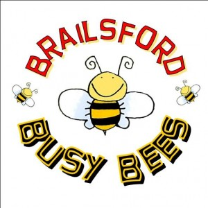 Brailsford busy bees logo