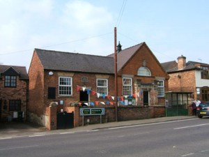 Brailsford Methodist Chapel